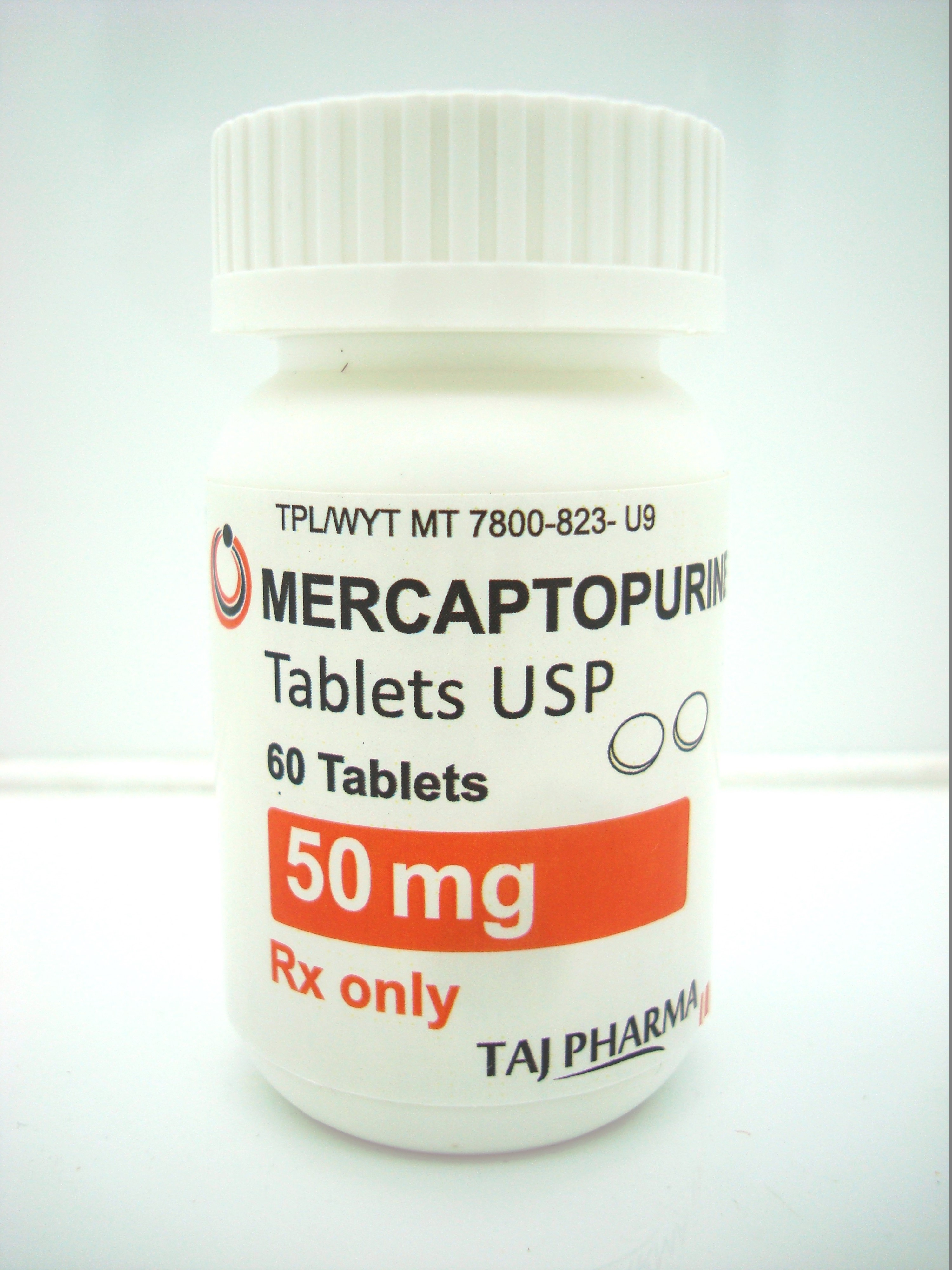 Purinethol 50 Mg Crohn
